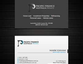 #116 for Designing a sophisticated business card af Designopinion