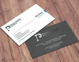 #163 for Designing a sophisticated business card af JPDesign24