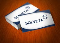 Graphic Design Contest Entry #27 for Letterhead, Envelopes, Business Cards and more for Solveta