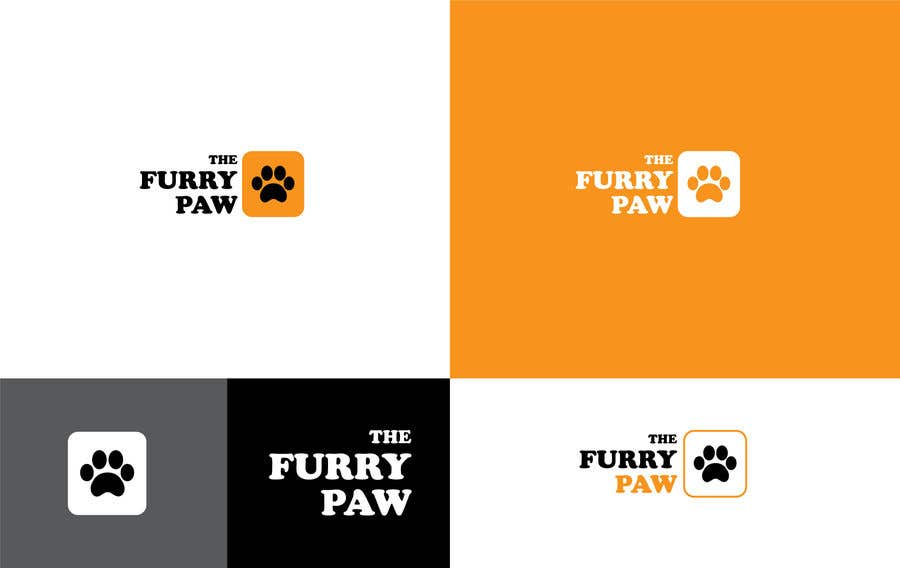 Конкурсная заявка №109 для Looking for a high quality graphic design logo. We are looking to brand a new pet themed store, 'The Furry Paw'.  I have attached some examples of what appeals to me.