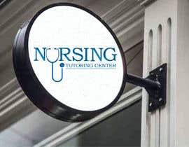 #45 for Logo for nursing tutoring by ronzwebfactory