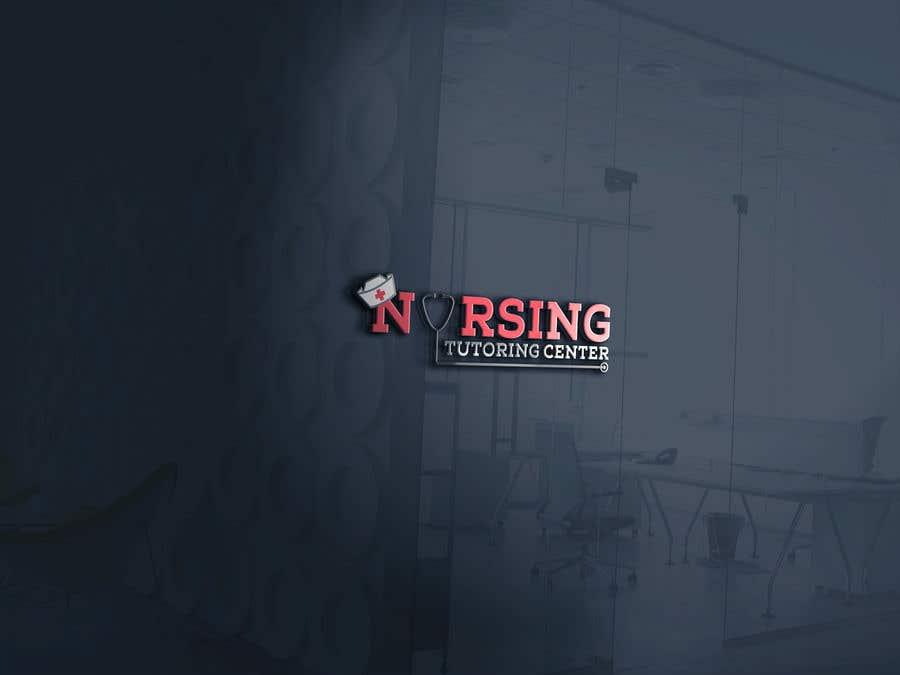 Contest Entry #48 for Logo for nursing tutoring