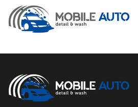 #39 for Mobile auto detailing logo by jaks7016
