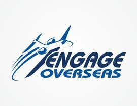 #6 for ENGAGE OVERSEAS (LOGO DESIGN) by moenraza