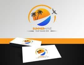 nº 78 pour Logo SUMMER VIBE par shafayetrabbani