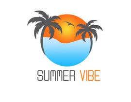 nº 39 pour Logo SUMMER VIBE par daromorad