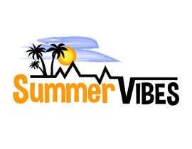 nº 74 pour Logo SUMMER VIBE par Becca3012