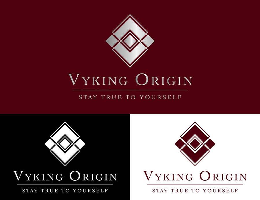 Penyertaan Peraduan #162 untuk Vyking Origin Logo Design