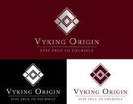 #162 for Vyking Origin Logo Design af LibbyDriscoll