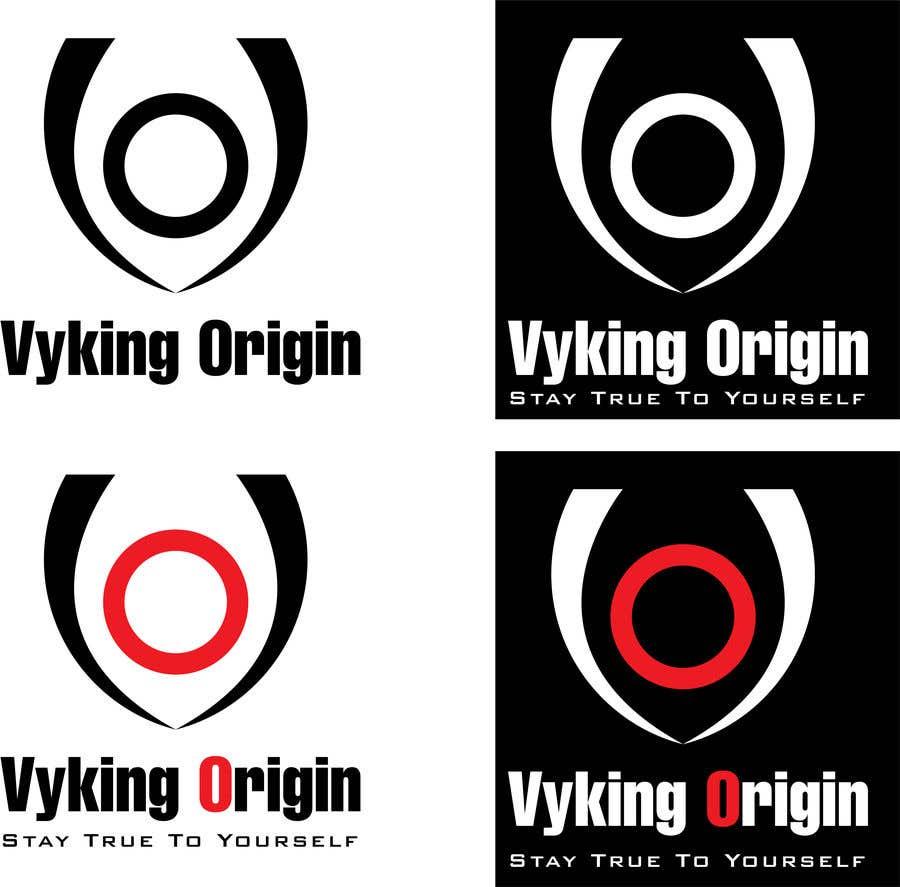 Penyertaan Peraduan #38 untuk Vyking Origin Logo Design