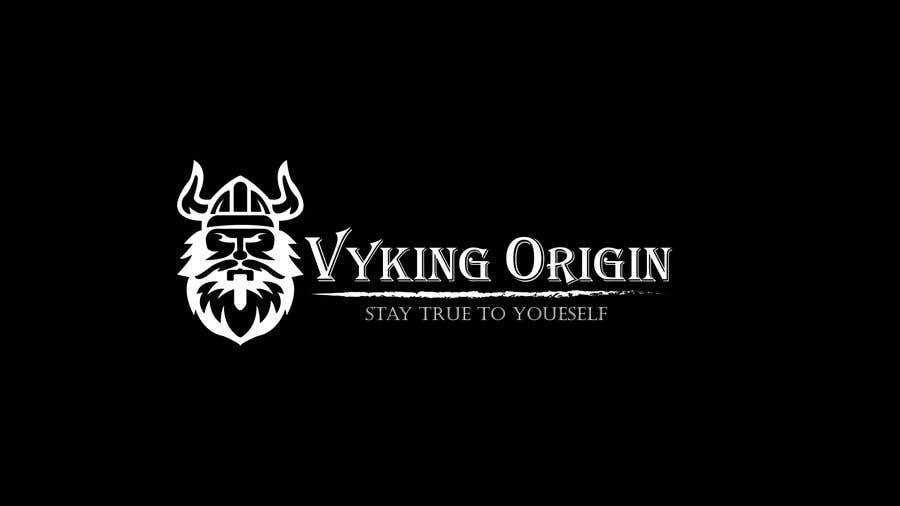 Penyertaan Peraduan #177 untuk Vyking Origin Logo Design