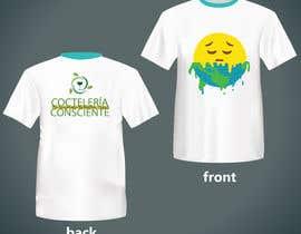 gobinda0012 tarafından T-Shirt Design For Non-Profit @CocteleriaConsciente için no 41