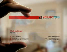 #628 for need new business card design for medical practice af Heartbd5
