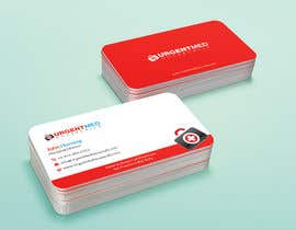 #751 for need new business card design for medical practice by sariyaakter174