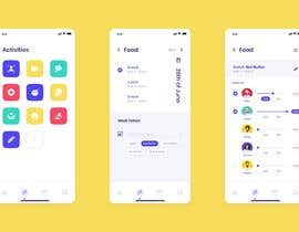 #27 cho Daycare Mobile App Design (only some screens) bởi anyavolodkina