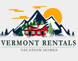#12 for A vacation rental logo that can be used for brochures, coasters, and stickers for advertisement. af LokeshSharma0204