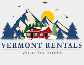 #13 for A vacation rental logo that can be used for brochures, coasters, and stickers for advertisement. af LokeshSharma0204