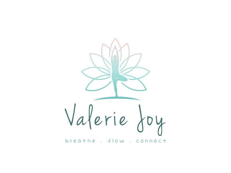 Kilpailutyö #28 kilpailussa I need a logo designer to design a temporary yoga logo