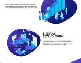Huzamul tarafından UI Design for new website için no 46