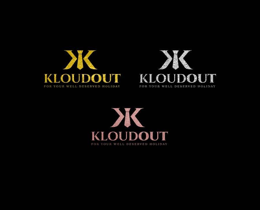 Bài tham dự cuộc thi #192 cho kloudout logo