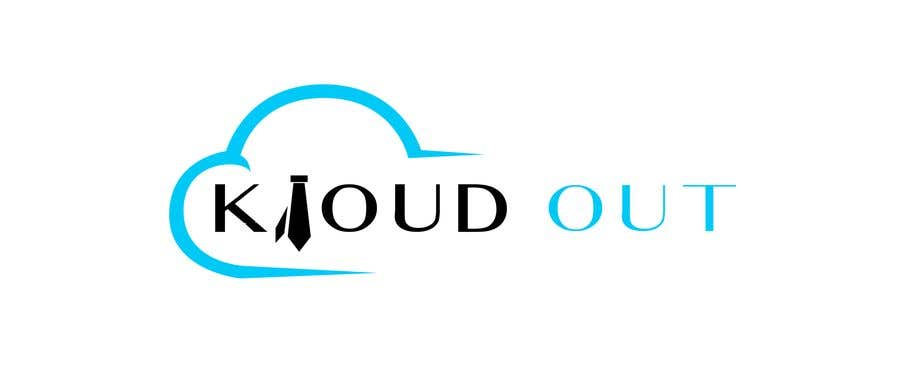 Bài tham dự cuộc thi #222 cho kloudout logo