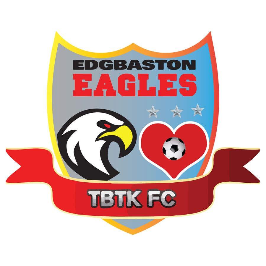 """Intrarea #1 pentru concursul """"TBTK FC & Edgbaston Eagles"""""""