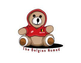 #40 za Traveling teddy bear logo design od binsonmp