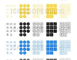 Nro 4 kilpailuun Build me icons for an iOS project käyttäjältä ignaciopenia
