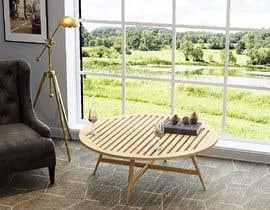nº 28 pour Design and 3D Render a lounge table par parthamikh