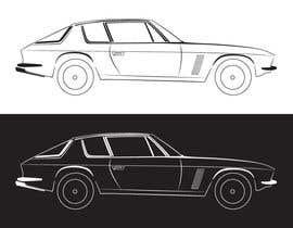 #130 untuk Classic car logo oleh urmaniaitsyours