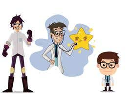 #6 untuk Design pictures of doctors and stars for a review services oleh misdrahim