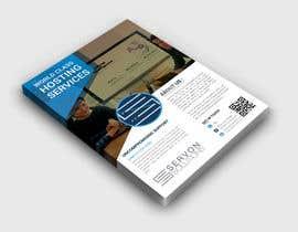 Nro 10 kilpailuun Flyer for servon solutions käyttäjältä shah14940