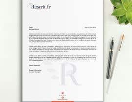 #37 cho LetterHead, organisation Letter template   design bởi designhouse9t9