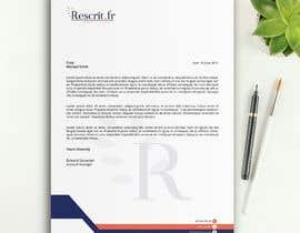 #38 cho LetterHead, organisation Letter template   design bởi designhouse9t9