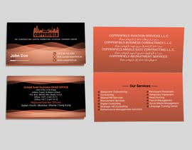 #36 for Design Creative & Trendy One Fold Business Card by KaaziTahasin