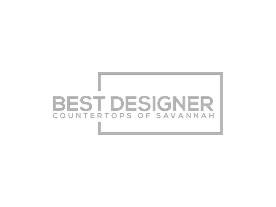 Конкурсная заявка №244 для Best Designer Countertops of Savannah