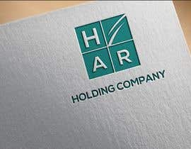 #163 for Logo for HAR Holding Company by designersumon223