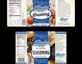 #35 для Refresh of Company Retail Food Labels от aangramli