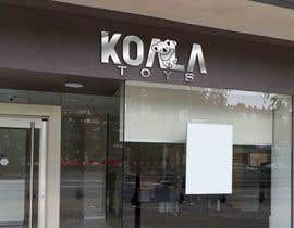 #72 cho I need a logo for my toy store, the name is Koala Toys bởi robsonpunk