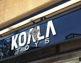 #74 cho I need a logo for my toy store, the name is Koala Toys bởi robsonpunk