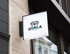 #76 cho I need a logo for my toy store, the name is Koala Toys bởi ricardogr89