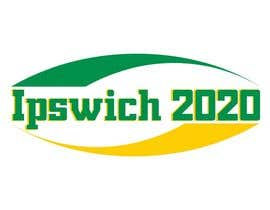 #42 para Logo Design for Ipswich2020 por Christina850