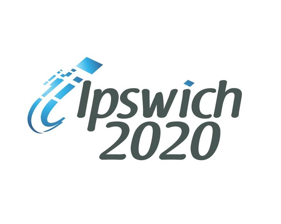 Contest Entry #45 for Logo Design for Ipswich2020