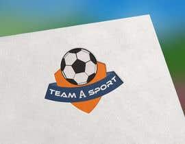 #57 for Design logo for sports agency af Rafiq24h