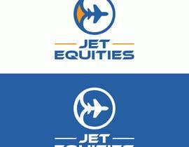 Nro 60 kilpailuun Logo for Jet Equities käyttäjältä ahmedelshirbeny