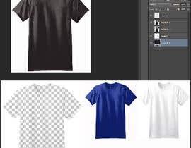 Nro 10 kilpailuun Wordpress Graphic Design for Blank T-Shirt käyttäjältä gobinda0012