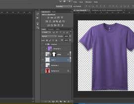 Nro 7 kilpailuun Wordpress Graphic Design for Blank T-Shirt käyttäjältä sharifsorot