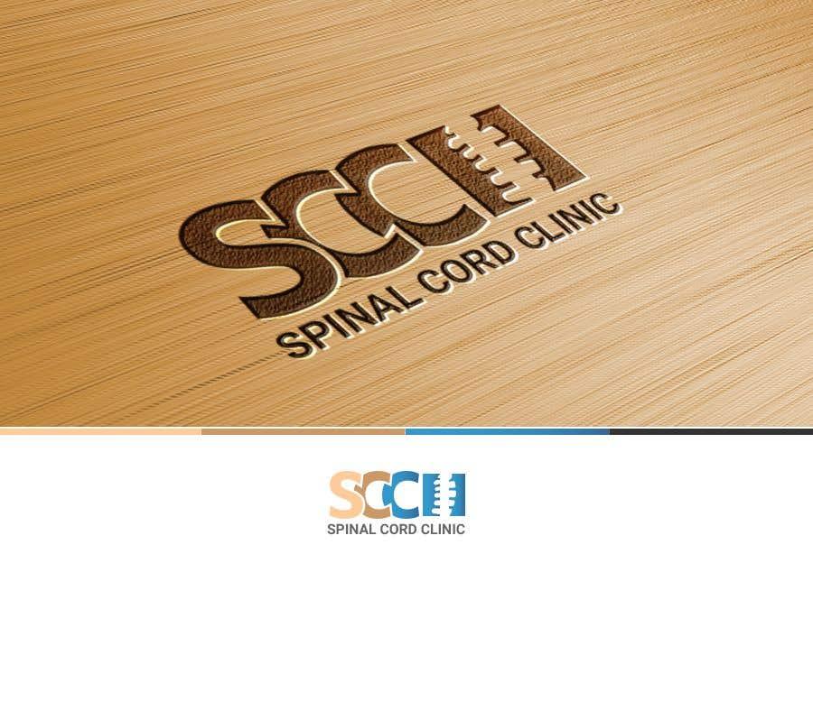 Konkurrenceindlæg #255 for Logo design for Spinal Cord clinic