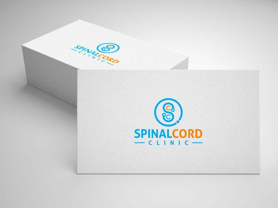 Konkurrenceindlæg #193 for Logo design for Spinal Cord clinic
