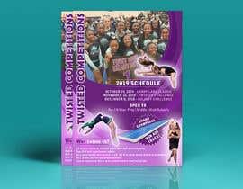 #52 for Cheerleading Event Flyer '19 af zsordog